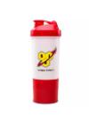 BSN Nox 3.0 Smart Shaker 600ml Red/White
