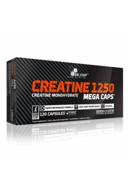 Olimp Creatine 1250 Mega Caps - 120 kapszula