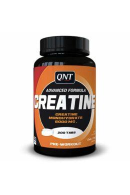 QNT Creatine Monohydrate - 200 tabletta