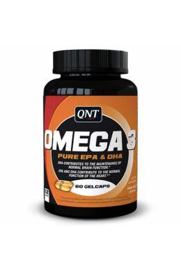 QNT Omega 3 1000 mg - 60 gélkapszula