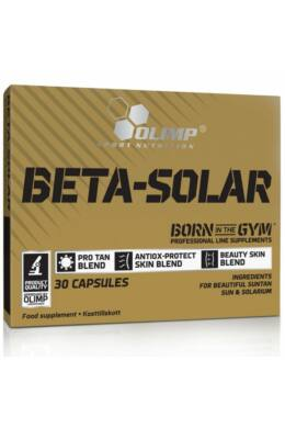 Olimp Labs BETA-SOLAR Sport Edition - 30 kapszula