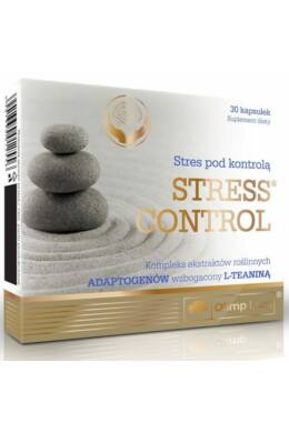 Olimp Labs STRESS CONTROL™ stresszoldó - 30 kapszula