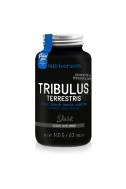 Tribulus Terrestris - 60 tabletta - DARK - Nutriversum