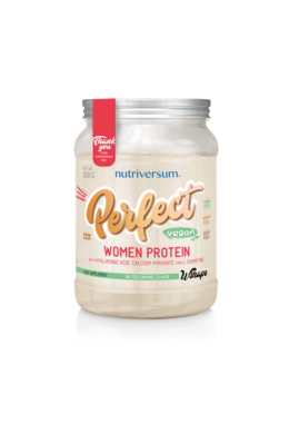 Perfect Woman Protein - 500 g - WSHAPE - Nutriversum