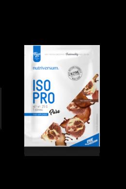 ISO PRO - 25 g - PURE - Nutriversum