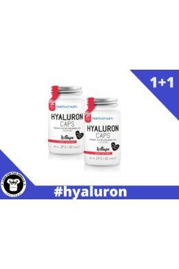 2x Hyaluron - 60 kapszula - WSHAPE - Nutriversum