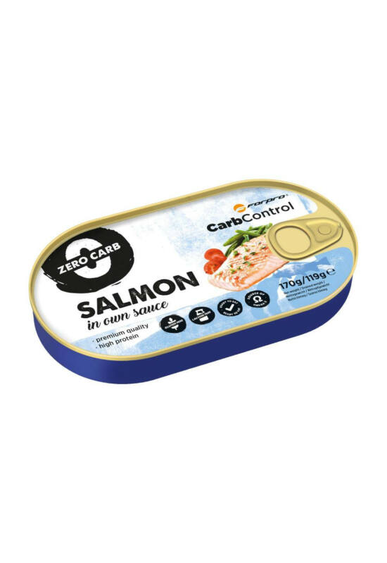 Forpro Salmon In Own Sauce 170g