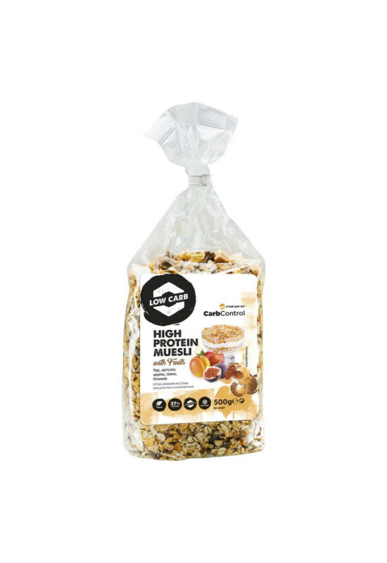 Forpro High Protein Muesli With Fruits 500g