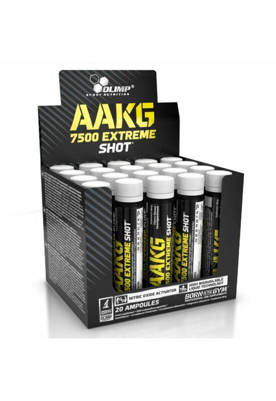 Olimp AAKG 7500 Extreme Shot™ aminosav