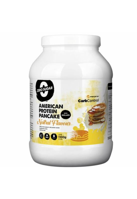 ForPro American Protein Pancake 1100g - Natural flavour