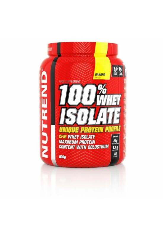 Nutrend 100% WHEY ISOLATE 1,8kg