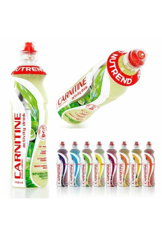 Nutrend Carnitine Activity Drink 750ml koffein (8)
