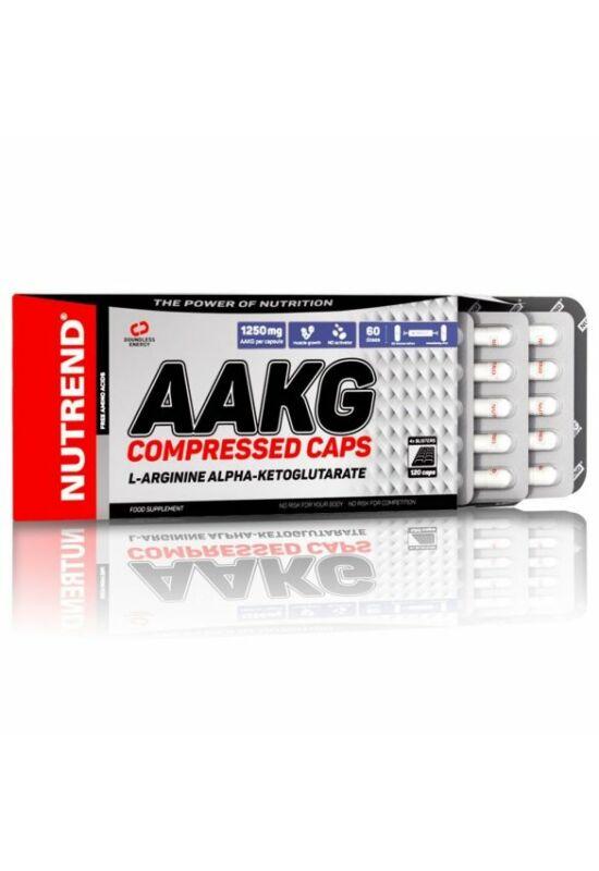 Nutrend AAKG Compressed Caps - 120 kapszula