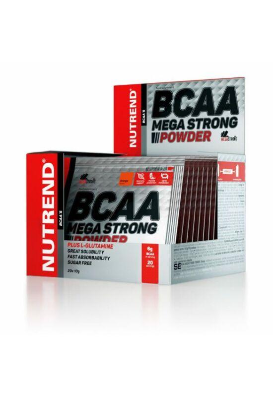 Nutrend BCAA Mega Strong 10g