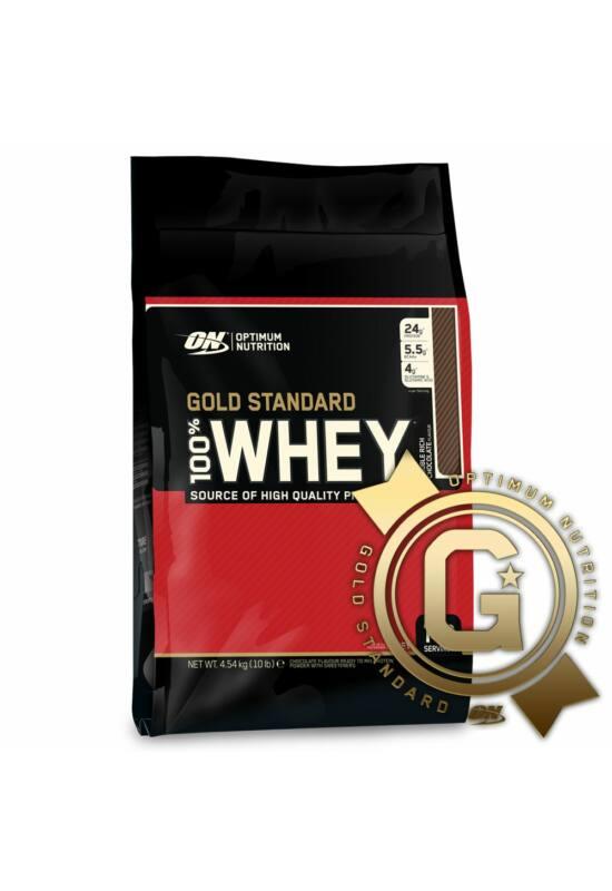 ON 100% Whey Gold Standard 4,5kg