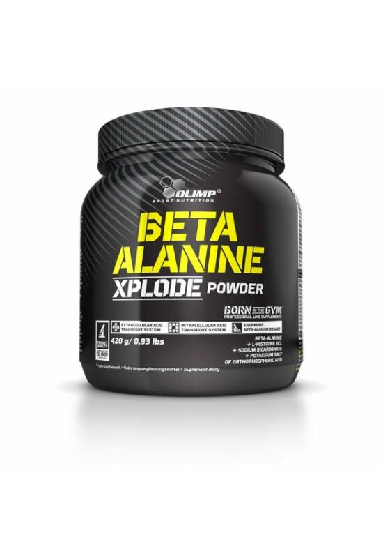 Olimp Beta-Alanine Xplode 420g - orange