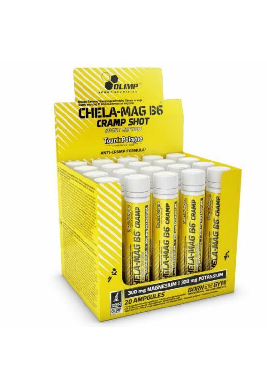 Olimp Chela-Mag B6® Cramp shot SPORT EDITION 25ml