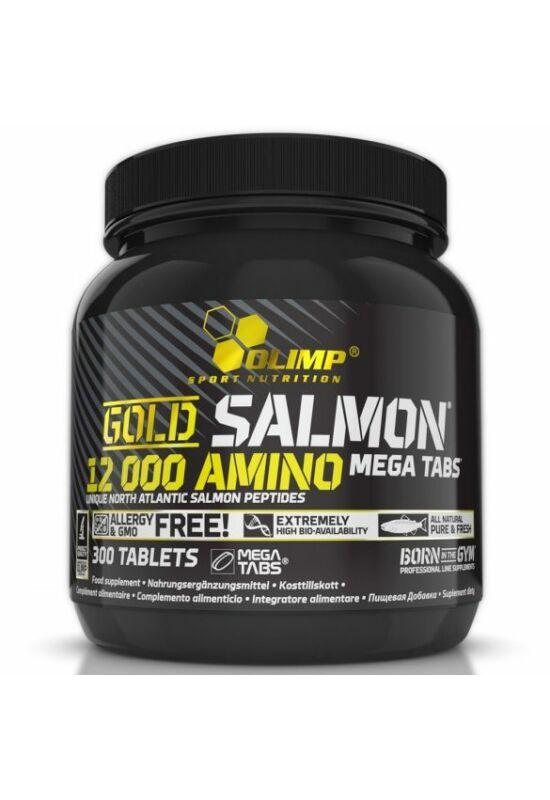 Olimp Gold Salmon 12000 Mega Tabs® - 300 tabletta