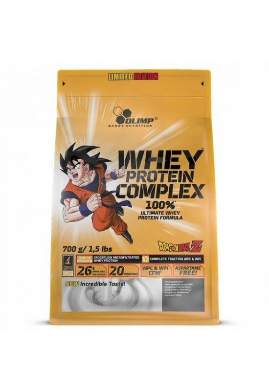 Olimp Dragon Ball Whey Protein Complex Limited Edition 700 g