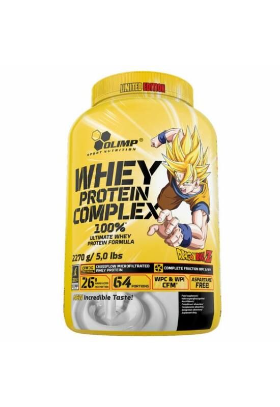 Olimp Dragon Ball Whey Protein Complex Limited Edition 2270 g