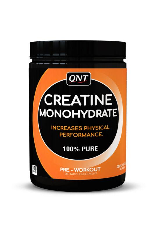 QNT Creatine Monohydrate Pure 300g
