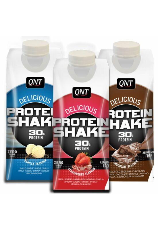 QNT Delicious Protein Shake 330ml fehérjeital