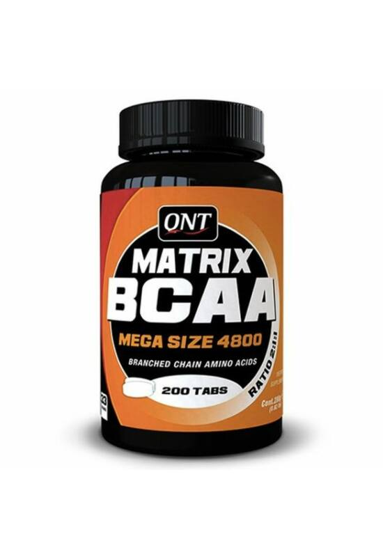 QNT MATRIX BCAA 4800 - 200 tabletta