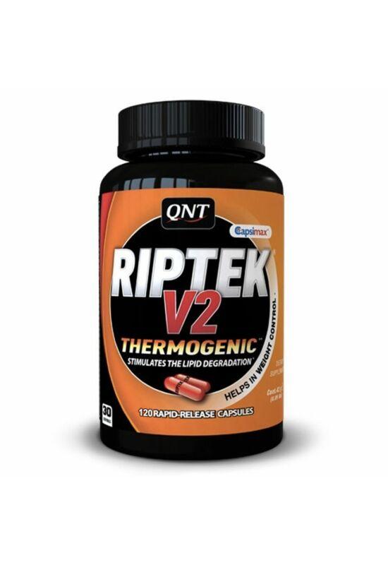 QNT Riptek V2 zsírégető - 120 kapszula