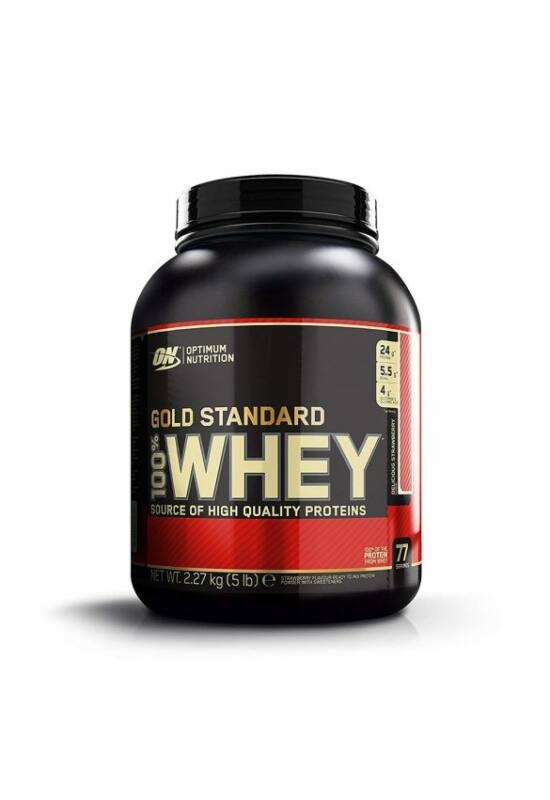 ON 100% Whey Gold Standard 2,27kg (5lb)