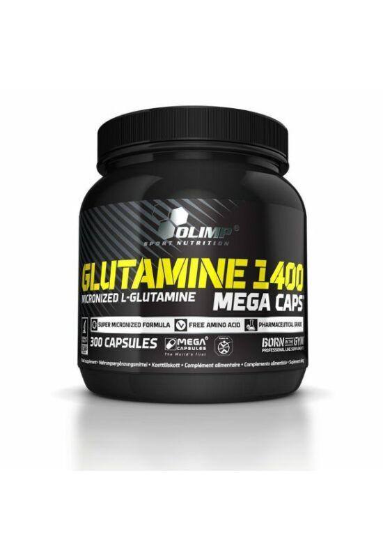 Olimp L-Glutamine 1400 MEGA CAPS® - 300 kapszula