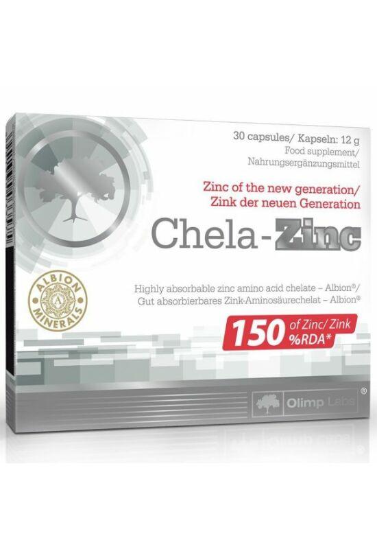 Olimp Labs Chela-Zinc - 30 kapszula