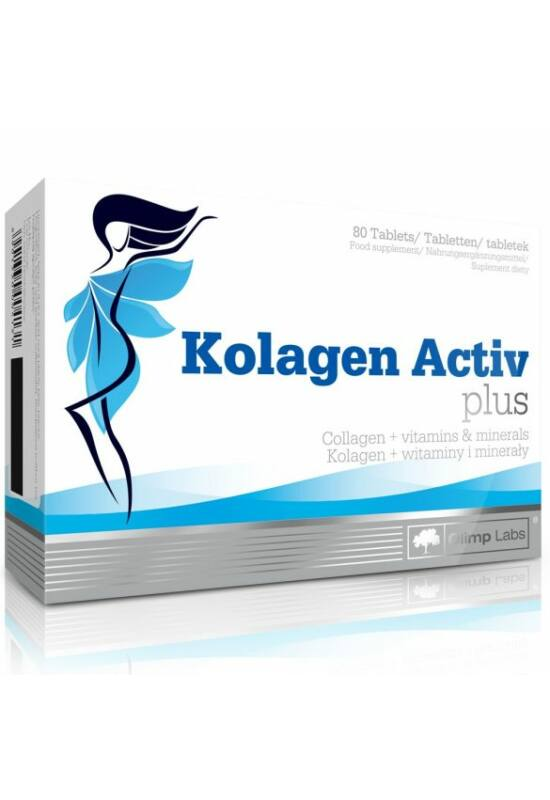 Olimp Labs KOLAGEN ACTIV PLUS - 80 tabletta