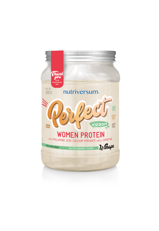 Perfect Woman Protein - 500 g - WSHAPE - Nutriversum