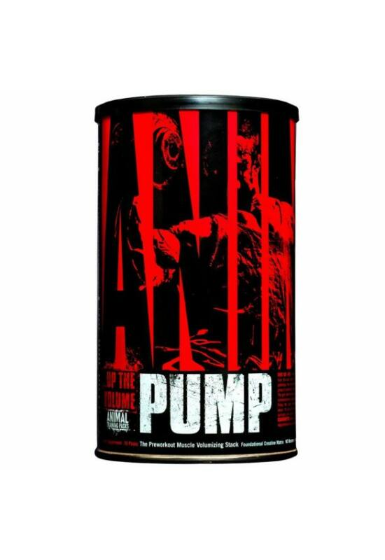 Universal Nutrition Animal Pump 30 csomag