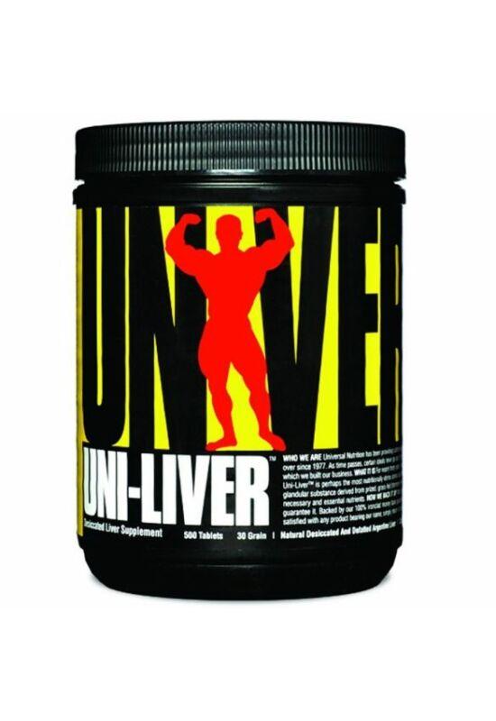 Universal Nutrition Uni-Liver - 500 tabletta