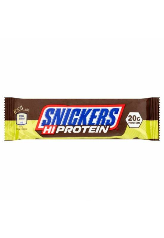 Snickers HI protein bar 55g (12)