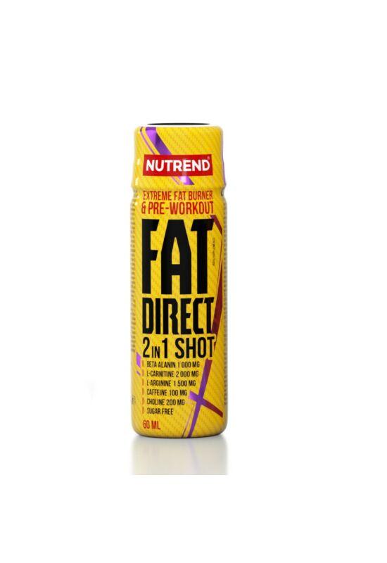 Nutrend Fat Direct Shot - 60 ml